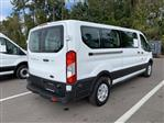 2019 Transit 350 Low Roof 4x2, Passenger Wagon #PKKA06335 - photo 8