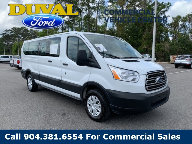 2019 Transit 350 Low Roof 4x2, Passenger Wagon #PKKA23368 - photo 1