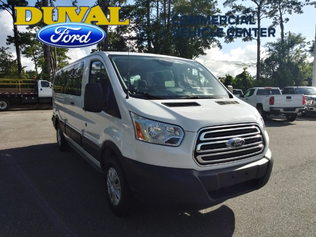 2019 Ford Transit 350 Low Roof 4x2, Passenger Wagon #PKKA39959 - photo 3
