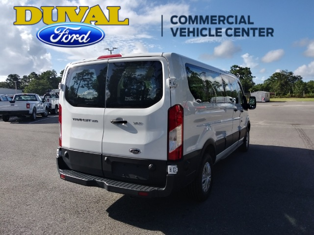 2019 Ford Transit 350 Low Roof 4x2, Passenger Wagon #PKKA39959 - photo 7