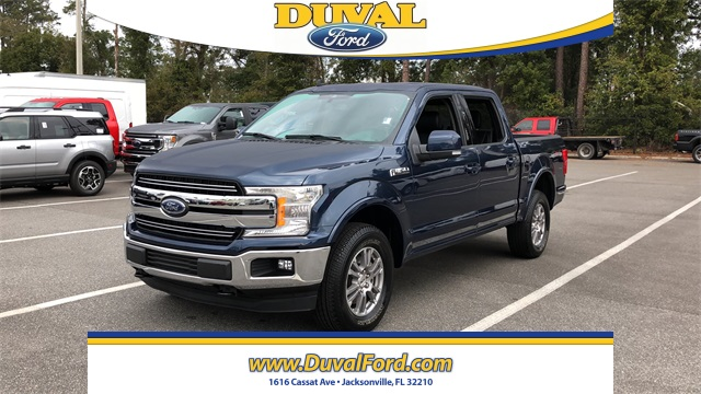 2020 Ford F-150 SuperCrew Cab 4x4, Pickup #PLFB35307 - photo 7