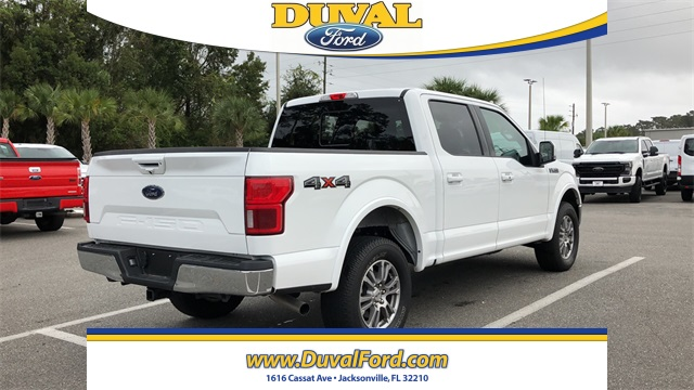2020 Ford F-150 SuperCrew Cab 4x4, Pickup #PLFB67965 - photo 2
