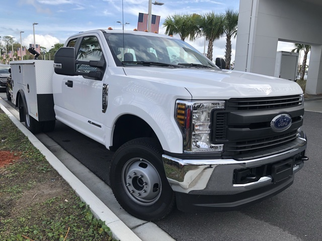2018 F-350 Super Cab DRW 4x4,  Service Body #STKC95958 - photo 4