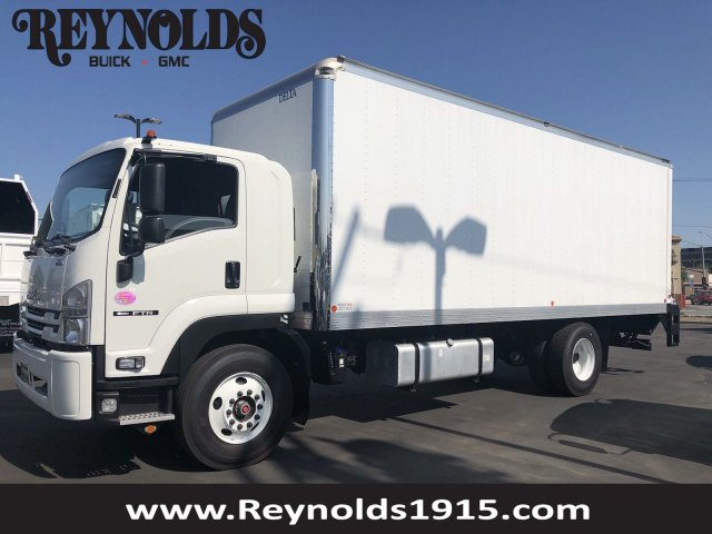 2018 FTR Regular Cab,  Delta Stag Dry Freight #G180011 - photo 1