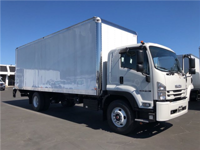 2018 FTR Regular Cab,  Dry Freight #G180227 - photo 4