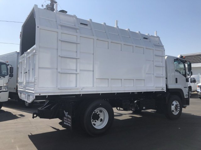 2018 FTR Regular Cab,  Martin's Quality Truck Body Chipper Body #G180271 - photo 2