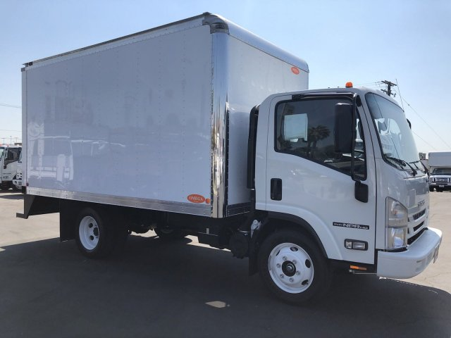 2018 NPR-HD Regular Cab,  Dry Freight #G180636 - photo 4