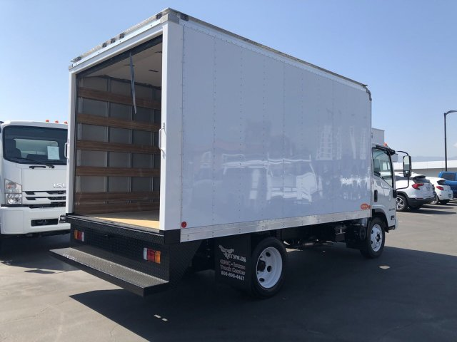 2018 NPR-HD Regular Cab,  Dry Freight #G180636 - photo 2