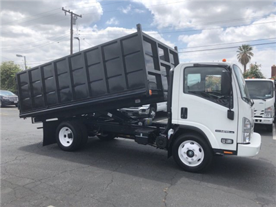 2018 NPR-HD Regular Cab,  Landscape Dump #G180682 - photo 4