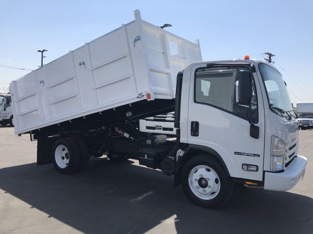 2018 NPR-HD Regular Cab,  Landscape Dump #G181141 - photo 4
