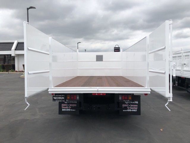 2019 NPR-HD Crew Cab,  Martin's Quality Truck Body Landscape Dump #G190000 - photo 10