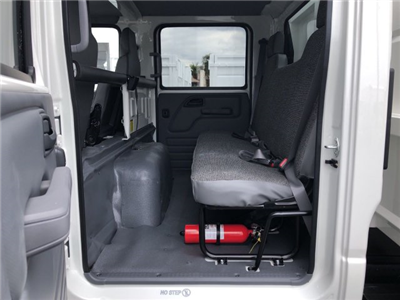 2019 NPR-HD Crew Cab,  Martin's Quality Truck Body Landscape Dump #G190000 - photo 7