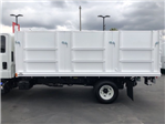 2019 NPR-HD Crew Cab,  Martin's Quality Truck Body Landscape Dump #G190000 - photo 2