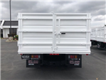2019 NPR-HD Crew Cab,  Martin's Quality Truck Body Landscape Dump #G190000 - photo 8