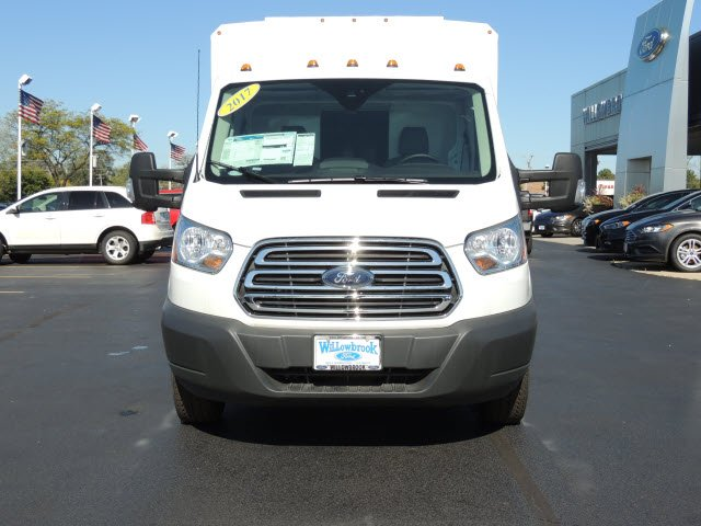 2017 Transit 250 Low Roof, Reading Service Utility Van #HT6062 - photo 3