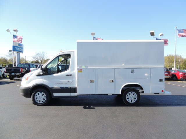 2017 Transit 250 Low Roof, Reading Service Utility Van #HT6062 - photo 7