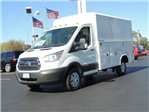 2017 Transit 250 Low Roof, Reading Service Utility Van #HT6062 - photo 1