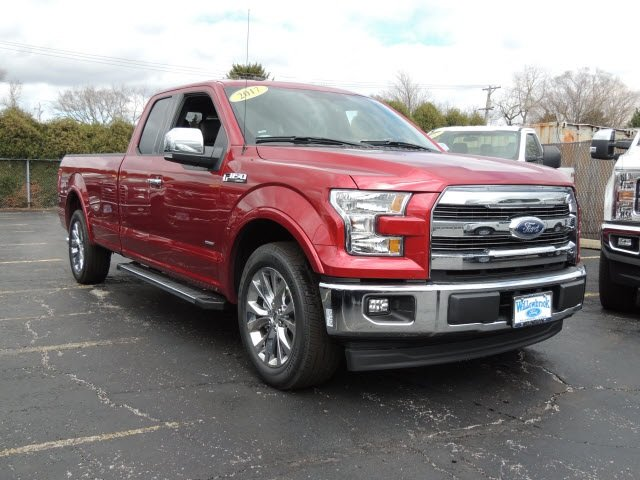 2017 F-150 Super Cab 4x2,  Pickup #HT6606 - photo 4