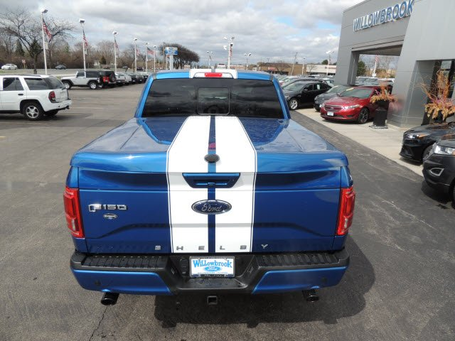 2017 F-150 SuperCrew Cab 4x4, Pickup #HT6634 - photo 13