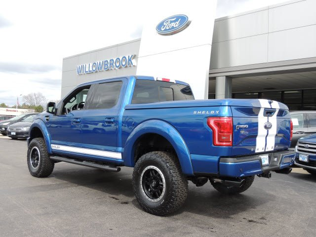 2017 F-150 SuperCrew Cab 4x4, Pickup #HT6634 - photo 2