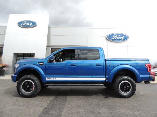 2017 F-150 SuperCrew Cab 4x4, Pickup #HT6634 - photo 7
