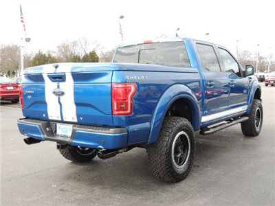 2017 F-150 SuperCrew Cab 4x4, Pickup #HT6634 - photo 5