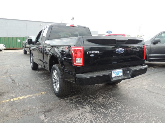 2017 F-150 Super Cab 4x4 Pickup #HT6664 - photo 2