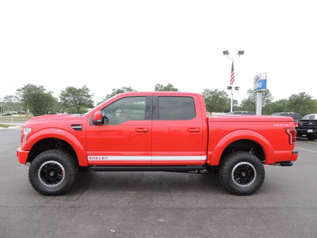 2017 F-150 Crew Cab 4x4, Pickup #HT6671 - photo 7