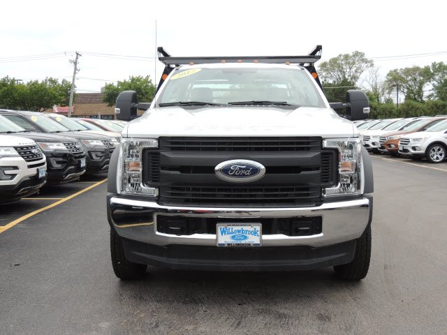 2017 F-450 Regular Cab DRW 4x4, Freedom Contractor Body #HT6711 - photo 3