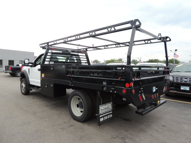 2017 F-450 Regular Cab DRW 4x4, Freedom Contractor Body #HT6711 - photo 2