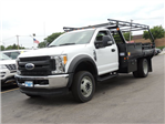 2017 F-450 Regular Cab DRW 4x4, Freedom Contractor Body #HT6711 - photo 1