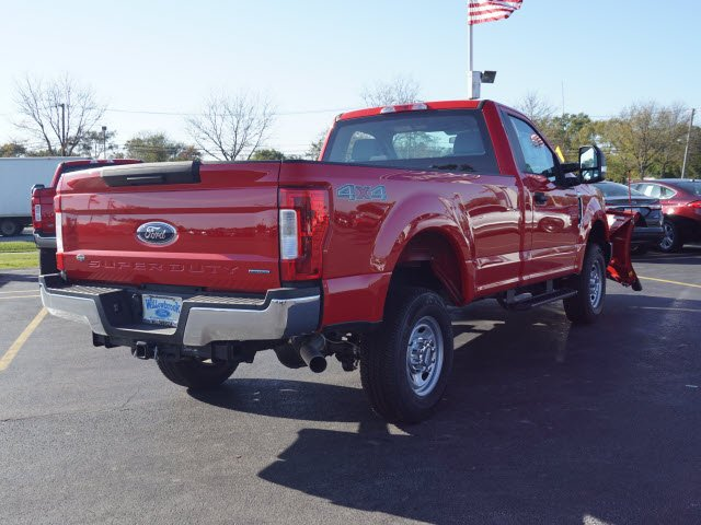 2017 F-250 Regular Cab 4x4,  BOSS Pickup #HT6753 - photo 2