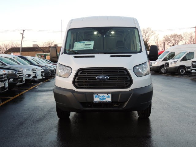 2018 Transit 250 Med Roof 4x2,  Empty Cargo Van #IT5405 - photo 3