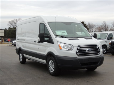 2018 Transit 250 Med Roof, Cargo Van #IT5412 - photo 4