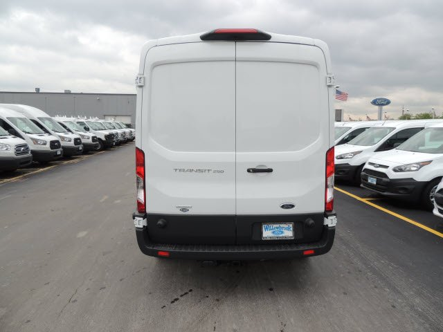 2018 Transit 250 Med Roof 4x2,  Empty Cargo Van #IT5418 - photo 6