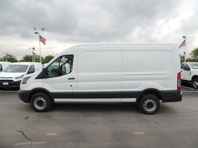 2018 Transit 250 Med Roof 4x2,  Empty Cargo Van #IT5418 - photo 8
