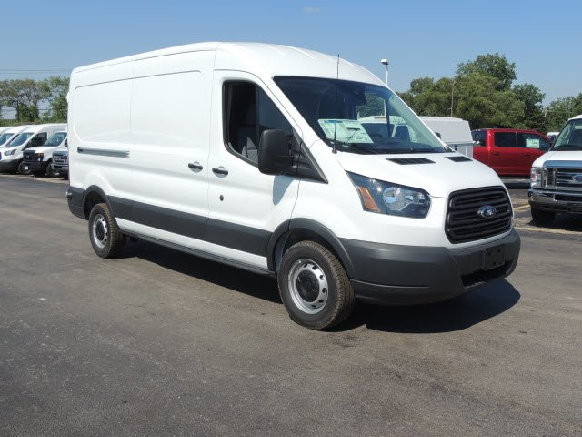 2018 Transit 250 Med Roof 4x2,  Empty Cargo Van #IT5431 - photo 4