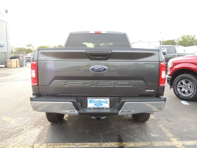 2018 F-150 Crew Cab 4x4 Pickup #IT5502 - photo 6