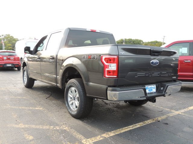 2018 F-150 Crew Cab 4x4 Pickup #IT5502 - photo 2