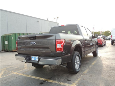 2018 F-150 Crew Cab 4x4 Pickup #IT5502 - photo 5
