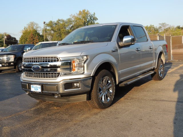 2018 F-150 Crew Cab 4x4, Pickup #IT5503 - photo 1