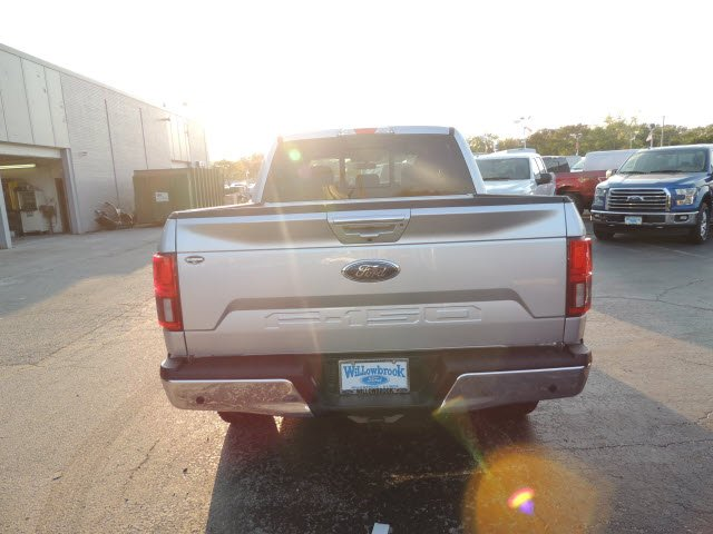 2018 F-150 Crew Cab 4x4, Pickup #IT5503 - photo 6