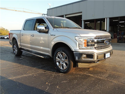 2018 F-150 Crew Cab 4x4, Pickup #IT5503 - photo 4