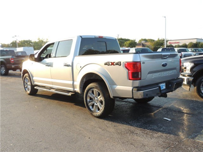 2018 F-150 Crew Cab 4x4, Pickup #IT5503 - photo 2