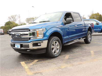 2018 F-150 Crew Cab 4x4 Pickup #IT5523 - photo 3