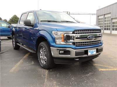 2018 F-150 Crew Cab 4x4 Pickup #IT5523 - photo 1