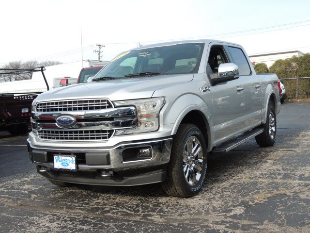 2018 F-150 Crew Cab 4x4, Pickup #IT5537 - photo 1