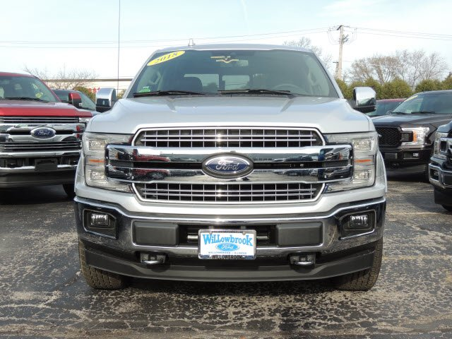 2018 F-150 Crew Cab 4x4, Pickup #IT5537 - photo 3