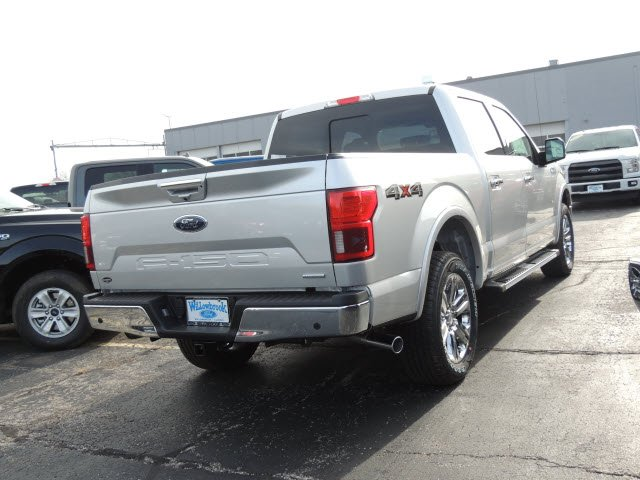 2018 F-150 Crew Cab 4x4, Pickup #IT5537 - photo 5