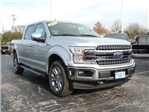 2018 F-150 Crew Cab 4x4, Pickup #IT5537 - photo 4